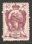 Sellos de Europa - Liechtenstein -  castillo de gutenberg