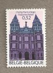 Stamps Belgium -  Santo colegio Hart Maasmechelen