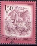 Sellos de Europa - Austria -  Bludenz