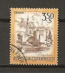 Stamps Austria -  Serie Basica / Paisajes