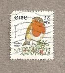 Stamps Ireland -  Ave Enthacus ubecula