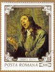 Stamps Europe - Romania -  Personajes - CUSTUL