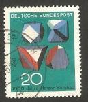 Stamps of the world : Germany :  412 - Progreso en ciencia y tecnología
