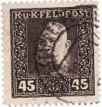 Sellos de Europa - Ucrania -  Kuk-Feldpost
