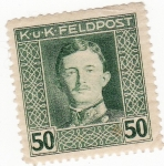 Stamps Europe - Ukraine -  Kuk-Feldpost