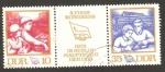 Stamps Germany -  8º congreso de la confederación de sindicatos libres alemanes
