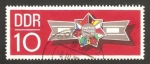 Stamps Germany -  1306 - Pacto de Varsovia