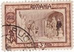 Stamps Romania -  Familia