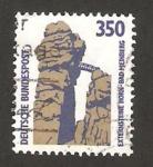 Sellos de Europa - Alemania -  1239 - la roca apartada de horn bad, meimberg