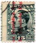 Stamps Spain -  II REPUBLICA ESPAÑOLA