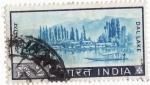 Stamps India -  Dal lake