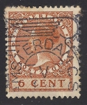 Sellos de Europa - Holanda -  Reina Guillermina de Holanda.(1880-1962)