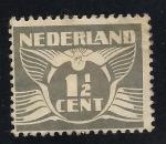 Stamps Netherlands -  Gaviotas