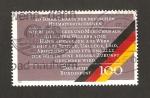 Sellos del Mundo : Europa : Alemania :  1302 - 40 anivº de la carta de expulsados alemanes