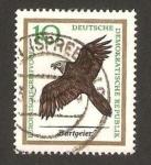Sellos del Mundo : Europa : Alemania :  ave de presa europea, buitre