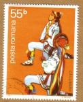 Stamps Romania -  CALUSARII