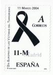 Stamps Spain -  Edifil  4074  Día Europeo de las Víctimas del Terrorismo.