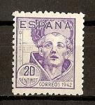 Stamps Europe - Spain -  IV Centenario de San Juan de la Cruz