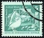 Stamps Germany -  Republica Democratica