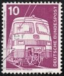 Stamps Germany -  Transporte y telecomunicaciones