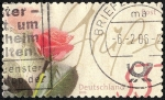 Stamps Germany -  Flora rosas