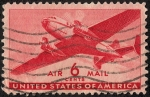 Stamps : America : United_States :  Aviación