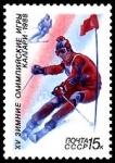Stamps Russia -  SLALON