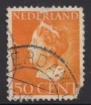 Stamps Netherlands -  Reina Guillermina de Holanda.(1880-1962)