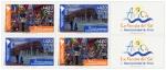Stamps : America : Chile :  Arica en el Bicentenario de Chile