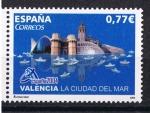 Sellos del Mundo : Europa : España : Edifil  4093  Exposición Mundial de Filatelia ESPAÑA 2004. Valencia.  Valencia