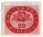 Stamps Hungary -  Escudo