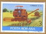 Sellos de Europa - Rumania -  COMBINA C-12