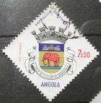 Stamps Angola -  Escudos