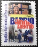 Sellos del Mundo : America : Venezuela : Barrio Adentro