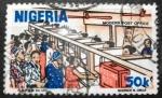 Stamps Africa - Nigeria -  Oficina de correos