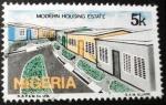 Stamps Africa - Nigeria -  Urbanización