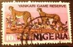 Stamps Africa - Nigeria -  Reserva Yankari