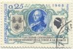 Stamps France -  Deuxieme centenarie du rattachement de la Corse a France