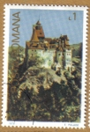 Stamps of the world : Romania :  Paisajes