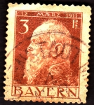 Stamps Germany -  berger