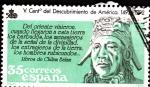 Stamps : Europe : Spain :  v centenario del descubrimiento de america