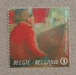 Sellos de Europa - Bélgica -  Thierry Merget