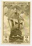 Stamps Spain -  DESCUBRIMIENTO DE AMERICA