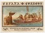 Sellos del Mundo : Europa : España : DESCUBRIMIENTO DE AMERICA