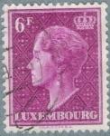 Stamps Luxembourg -  LUXEMBURGO 1948-51 (M458) Gran Duquesa Carlota  6f