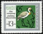 Stamps Bulgaria -  BULGARIA - Reserva natural de Srebarna