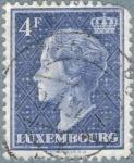 Stamps Luxembourg -  LUXEMBURGO 1948-51 (M457) Gran Duquesa Carlota 4f