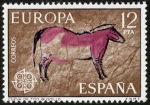 Stamps of the world : Spain :  ESPAÑA -  Cuevas de Altamira y el arte rupestre paleolítico del norte de España