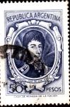Stamps : America : Argentina :  Jose de San Martín