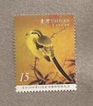 Stamps Taiwan -  21 Exposición Filatélica Internacional Asiática